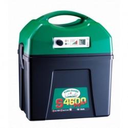 Zdroj Euro Guard S4600 Digital, bateriový pro elektrický ohradník, 5,2 J