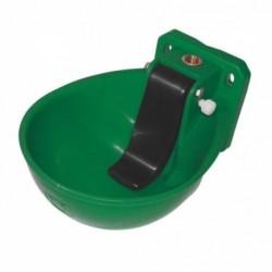 Napáječka misková s jazykem K71, plastová, pro skot a koně