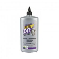 Urine Off - proti skvrnám a zápachu, pro psy, 473 ml