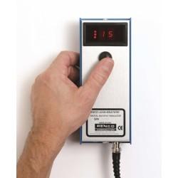 Přístroj Renco na měření hloubky sádla u prasat, ultrazvukový