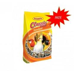 Avicentra Classic menu malý a střední papoušek   1kg - SLEVA