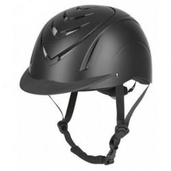 Helma jezdecká Nerron VG1, černá