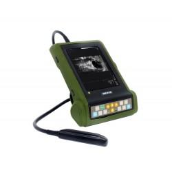 Ultrazvukový scanner RKU10 s rektální sondou pro diagnostiku březosti u skotu a koní