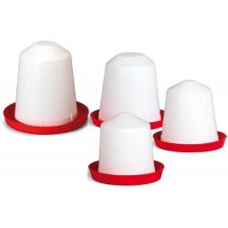Napáječka pro kuřata plastová klobouková