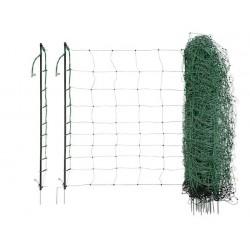 Síť pro elektrické ohradníky na ovce Ovinet 108 cm, 50 m