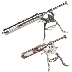 Sas Henke Poloautomat injekční Roux-Revolver, Luer-Lock