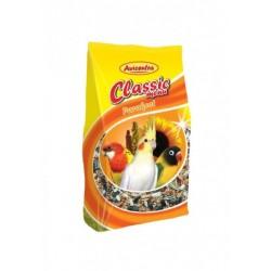 Avicentra Classic menu malý a střední papoušek   1kg