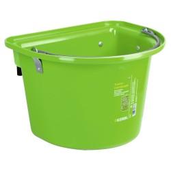 Závěsný kbelík na krmivo 12l s madlem