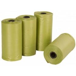 Kerbl sáčky na psí trus, EKO plast, 4 role