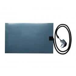 Výhřevná deska pro psy, podlážka 40 x 60 cm, 12 V / 20 W, PVC
