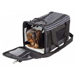 Taška transportní pro psy a kočky Cuba 52x30x30 cm