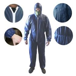 Overal ochranný ROBUST, 50g, modrý, XXL