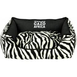 CAZO Pelíšek pro psy a kočky Africa, zebrový