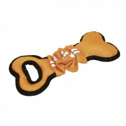 Hračka pro psy nylonová - přetahovadlo kost