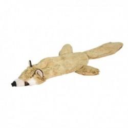 Hračka pro psy pískací - leopard/mýval, 45 cm