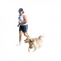 Vodítko pro psy sportovní na kolo a běhání Active Leader