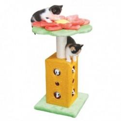 Škrabadlo pro kočky FLOWER - kočičí strom květina