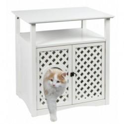 Skříňka Helena -  toaleta nebo pelíšek pro kočky