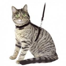 Postroj pro kočky + vodítko