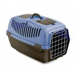 Přepravka pro psy a kočky Gulliver 2, 55x36x35cm, kovová dvířka