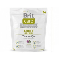 Brit Care Dog Adult Small Breed Lamb&Rice