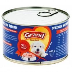 GRAND Premium Speciální směs štěně - 405g