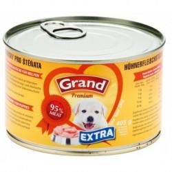 GRAND Premium Extra štěně - 405g