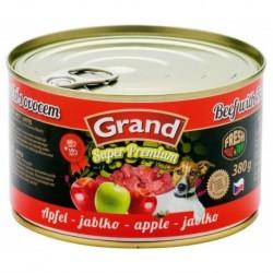 GRAND Super Premium Hovězí - jablko, 380g