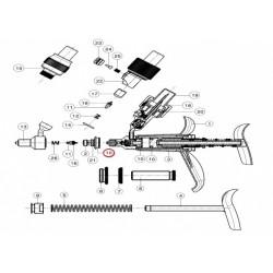 O-kroužek č. 10 k automatu FERRO-MATIC M91  0,1 - 3,0 ml