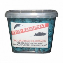 STOP parafinát, voděodolná nástraha 1000 g