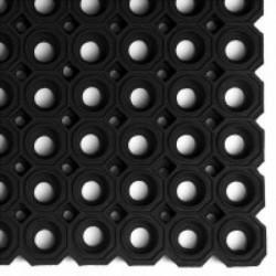 Rohož gumová děrovaná, 150 x 100 cm