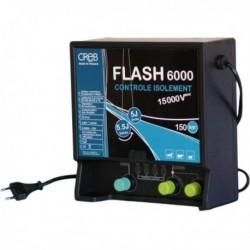 Zdroj síťový Flash 6000 pro elektrický ohradník