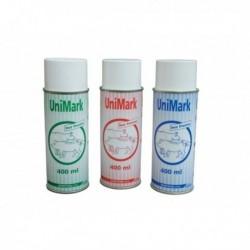 Sprej značkovací Unimark 200 ml, modrý