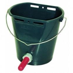 Kbelík napájecí plastový Originál GEWA, 8 litrů, komplet s cucákem