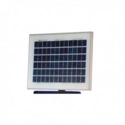 Panel solární 15 W pro zdroj bateriový k elektrickým ohradníkům