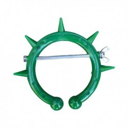 Zábrana mulcová kruhová univerzální