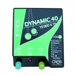 Zdroj síťový Dynamic 40 pro elektrický ohradník