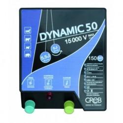 Zdroj síťový Dynamic 50 pro elektrický ohradník
