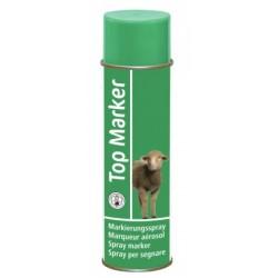 Sprej značkovací TopMarker, 400ml, zelený