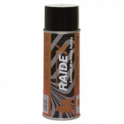 Sprej značkovací Raidex, 400 ml, hnědý na zvířata