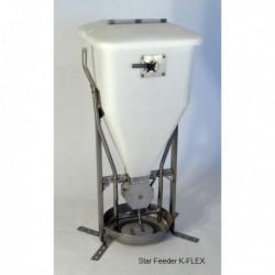 Automatické krmítko, samokrmítko pro prasata se zvlhčováním  STAR FEEDER K-FLEX