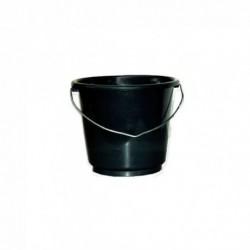 Kbelík na krmivo GEWA, se stupnicí, 12l černý