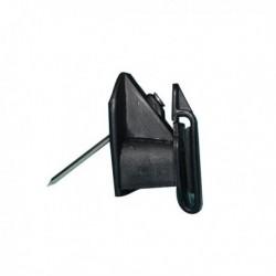 Izolátor páskový hřebíkový pro elektrický ohradník (včetně hřebíku)