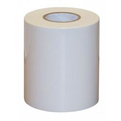 Lepící páska voděodolná na silážní folie, bílá, 25 m