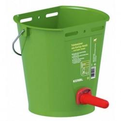 Kbelík napájecí plastový s FixClip ventilem a cucákem Super