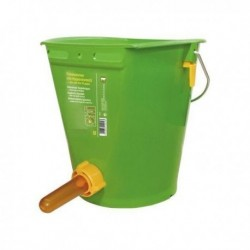 Kbelík napájecí plastový s hygienickým ventilem