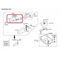 Díl náhradní k ventilu napáječky Suevia 130P