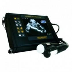 Ultrazvukový skener Animal Profi s břišní sondou a přenosem dat do PC
