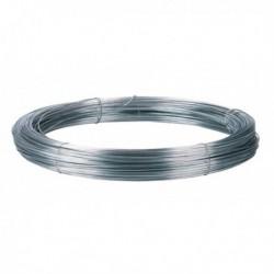 Drát pozinkovaný pro elektrický ohradník, 2,8 mm, 1 kg
