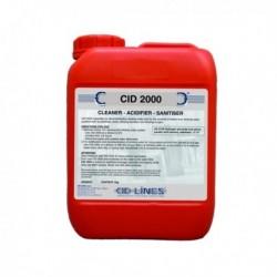Cid 2000, 10 l